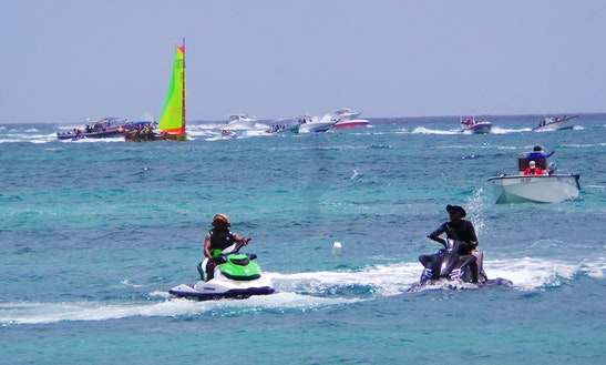 Jet Ski Rental In Sainte-anne, Martinique