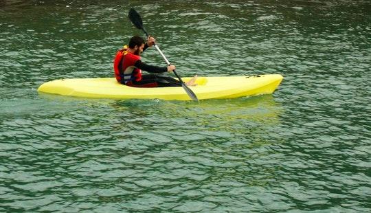 Kayak Rental In Barranquilla, Colombia
