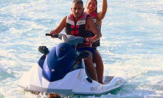 Jet Ski Tour In Rodos