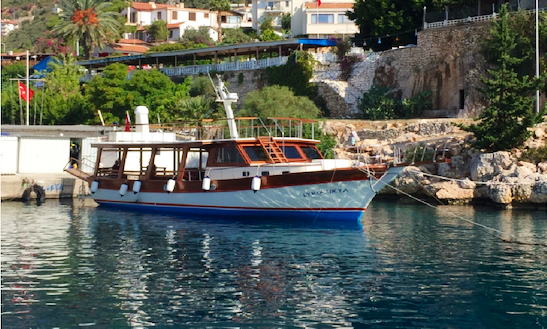 Diving Trips In Antalya