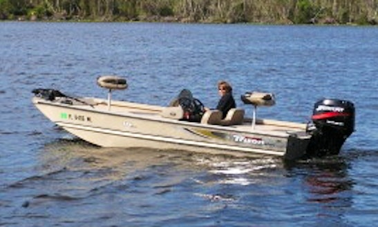 Triton Bass Fishing Charter In Crescent City