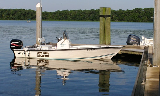 Key Largo 176 Cc Fishing Charter In Crescent City