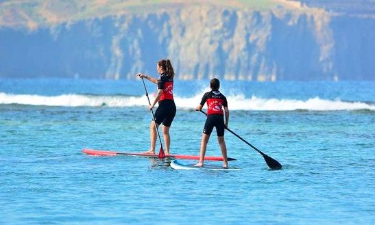 Paddleboard Lessons & Tour In Las Palmas De Gran Canaria