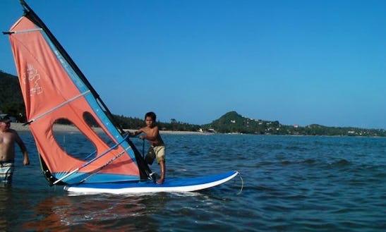 Windsurfing Lessons In Ko Samui