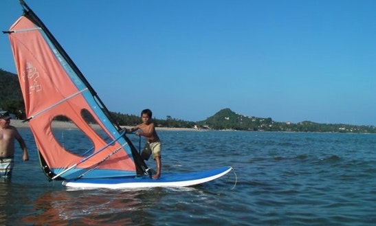 Windsurfing Lessons In Ko Samui