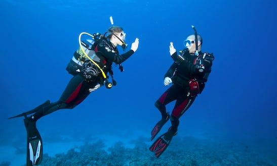 Scuba Diving Trip In Rethimno
