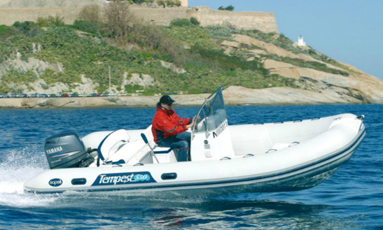 16' Rib Rental In Saint-florent, France