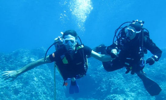 Funnest Diving Activity In Monte Argentario, Italy