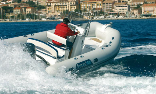 Capelli Temp. 550 Rib Rental In Saint-florent, France