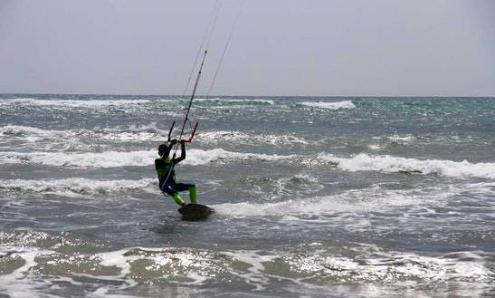 Kiteboarding In Senigallia