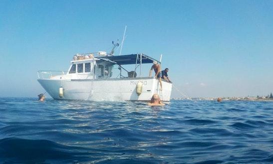 Sport Fisherman Fishing Charter In Mazara Del Vallo