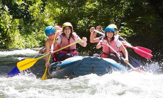Rafting In Norcia