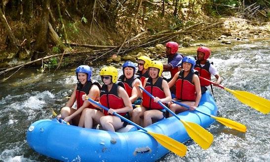 Rafting Trips In Ocho Rios, Jamaica