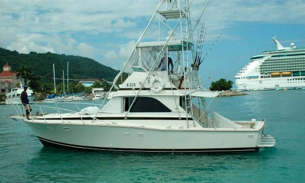 Sport fisherman fishing charters in ocho rios jamaica for Jamaica fishing charters