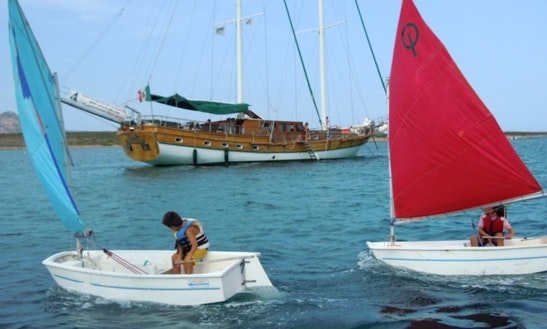 Dinghy Sailing Hire In Stintino