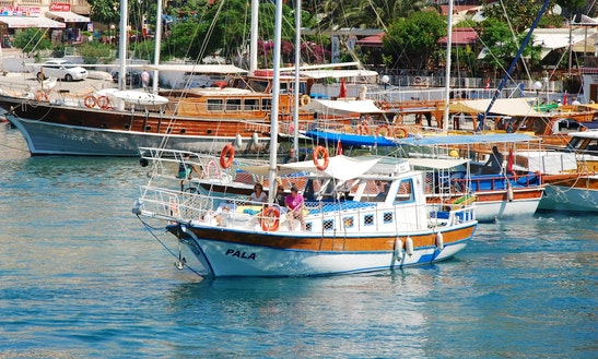 Pala Boat Tours In Kalkan Belediyesi