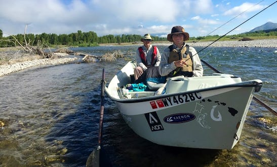 Guided Fishing Trips In Jackson