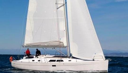 Hanse 400 Sailing Yacht Charter In Pula