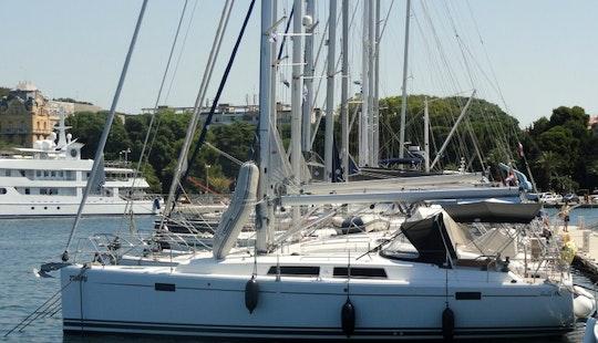 Hanse 385 Sailing Yacht Charter In Pula
