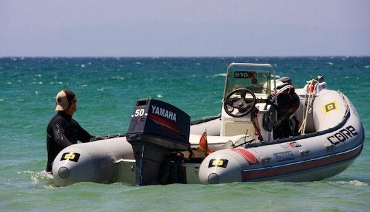 Rib Boat Hire In Tarifa