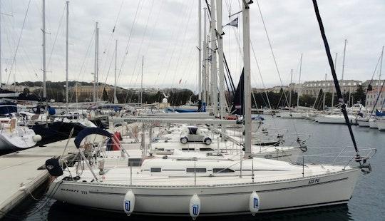 Elan 333 - Brina Sailing Yacht Charter In Pula