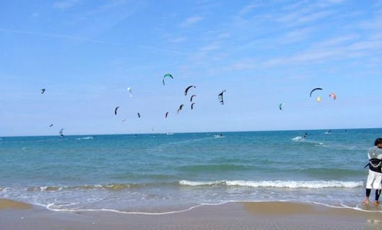 Kitesurfing Lessons In Vieste