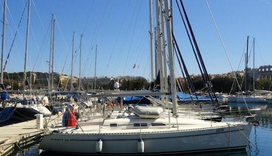 Elan 333 - Galija Sailing Yacht Charter In Pula