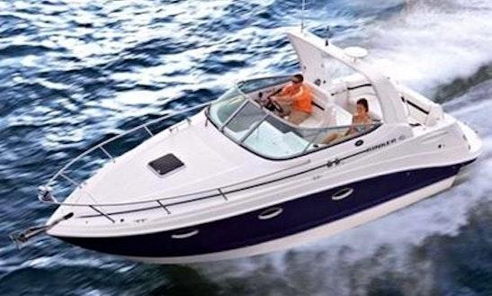 Rinker Cruiser 260 Boat Charter In Pula