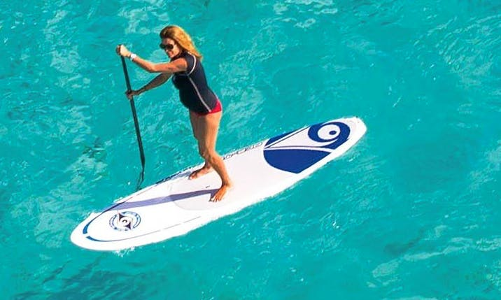 SUP & Surf Rental in Honolulu, Hawaii