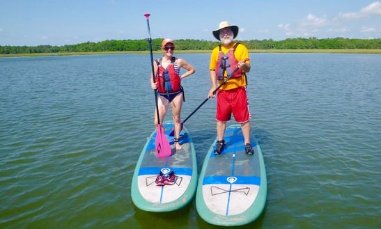 Book Paddleboard Lesson & Trips In Jacksonville, Florida