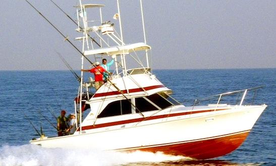 35' Fishing Trip Charter