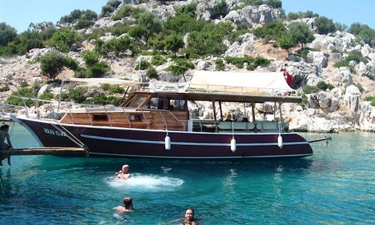 Usta Boat Tours In Antalya