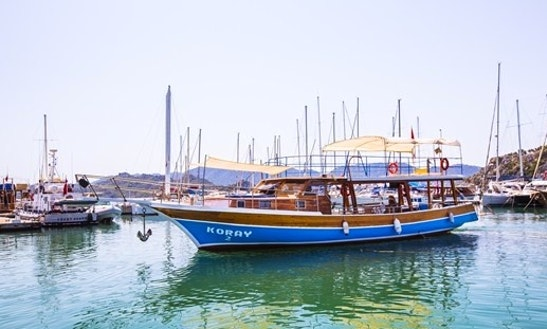 Koray 2 Boat Tour In Antalya