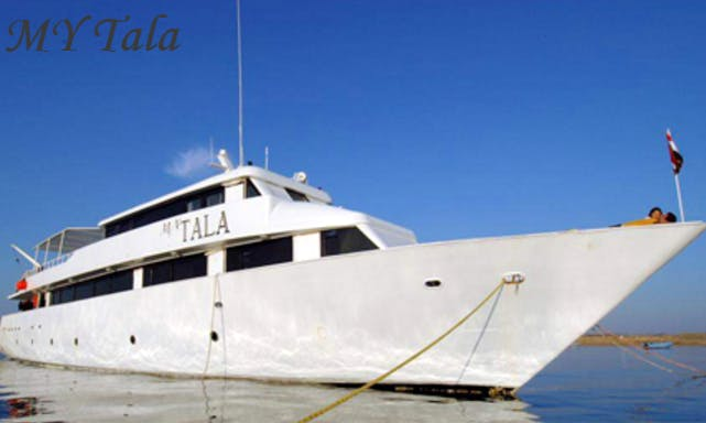 """M/Y Tala"" Diving Trips & Courses in Red Sea"