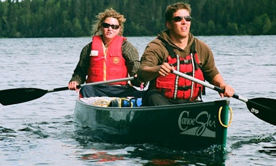Canoe Trips & Lessons In Saskatoon, Canada