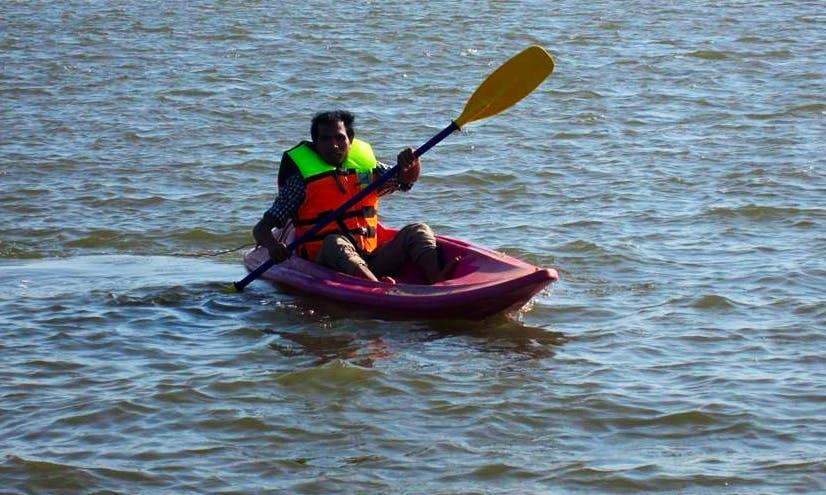 Single Kayaking Tour in Krong Kampot