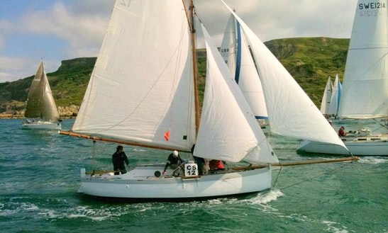 Charter J109 Racing Yacht In Hamble-le-rice