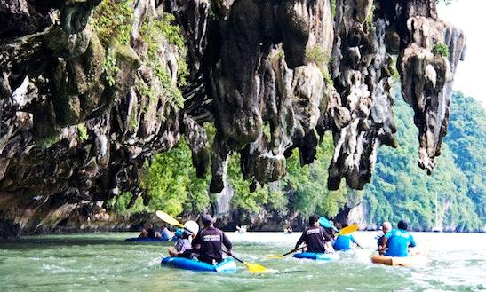 Double Kayaking Tours In Phuket