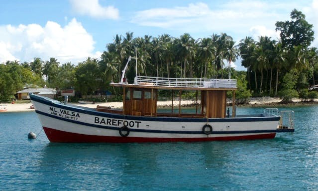 """""""Valsa"""" Diving Trips & Courses in Andaman"""
