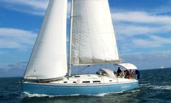 Cruising Monohull Charters & Lessons In Christiansted, U.s. Virgin Islands