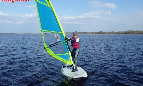 Windsurfing Lessons & Hire In Riga