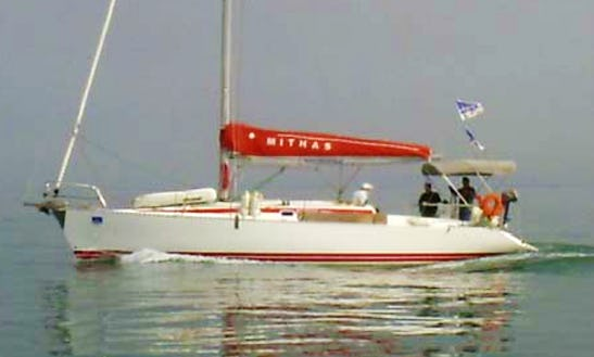 Charter 42' Sailing Yacht