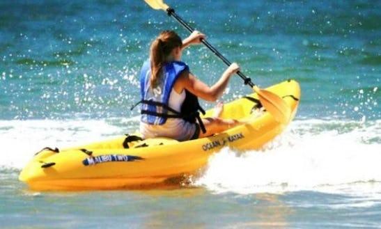 Single Kayak Rental In Abu Dhabi