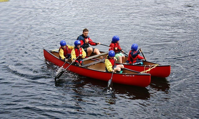 Canoeing Trips in Saint Martins
