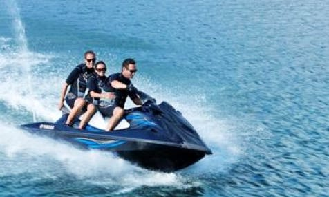 Yamaha vx 110 Cruiser Rental in Tisno