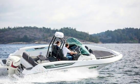 Nordkapp Enduro 760 Power Boat Rental In Split