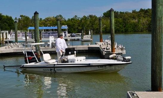 Center Console Fishing Charters In Miami