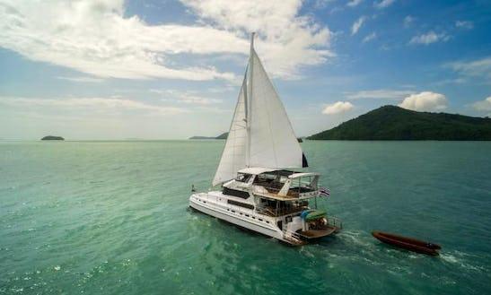 Ocean 70 Cruising Catamaran Charter In Tambon Mai Khao