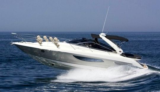 Cranchi Endurance 33 Motor Yacht Charter In Split