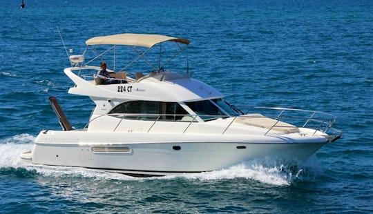 Jeanneau Prestige 36 Motor Yacht Charter In Split